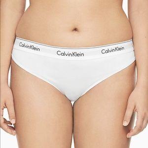 Calvin Klein Cotton Thong